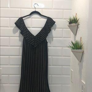 NWOT Midi Zara Dress